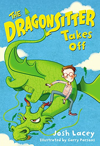 9780316299039: The Dragonsitter Takes Off (The Dragonsitter Series)