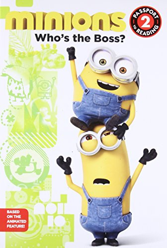 9780316299923: Minions: Who's the Boss?