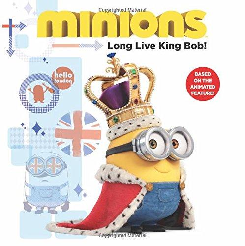 9780316299930: Minions: Long Live King Bob!