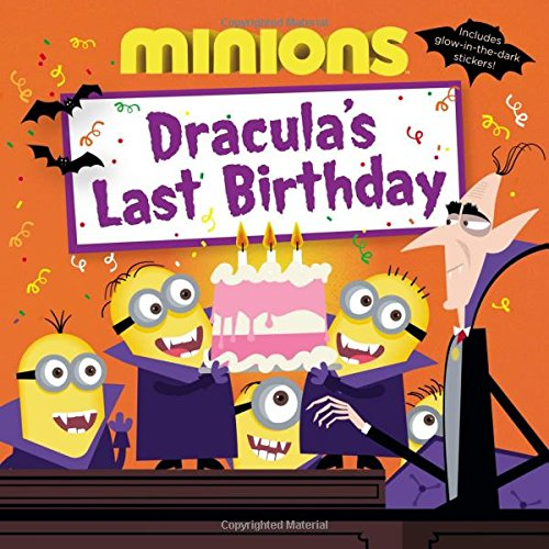 9780316299985: Minions: Dracula's Last Birthday