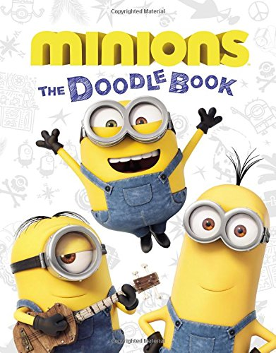 9780316300025: Minions: The Doodle Book