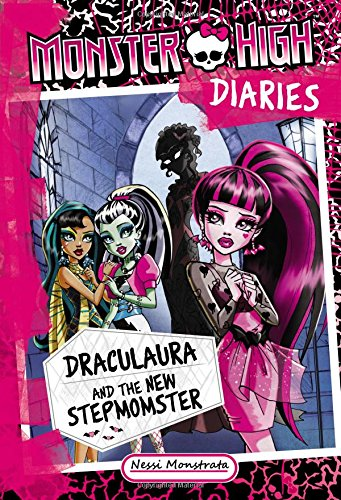 9780316300841: Monster High Diaries: Draculaura and the New Stepmomster
