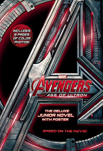 9780316301053: Marvel's Avengers: Age of Ultron: The Deluxe Junior Novel