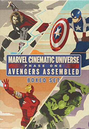 9780316301060: Marvel Cinematic Universe: Phase One Book Boxed Set: Avengers Assembled