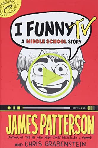 9780316301091: I Funny TV: A Middle School Story