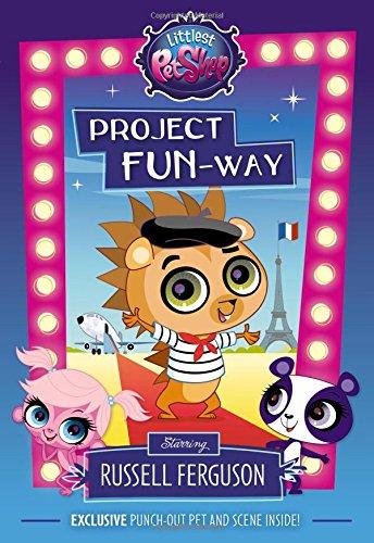 9780316301381: Project Fun-way: Starring Russell Ferguson!