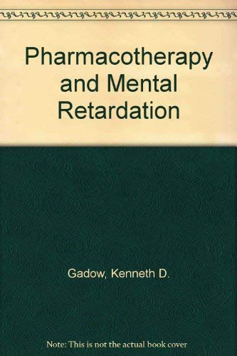 9780316301497: Pharmacotherapy and Mental Retardation