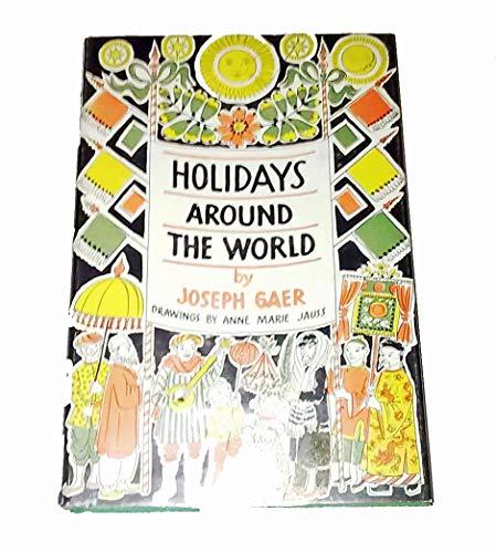 9780316301558: Holidays Around the World