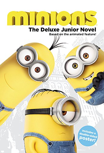 9780316301602: Minions: The Deluxe Junior Novel
