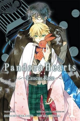 9780316302258: PandoraHearts ~Caucus Race~, Vol. 1 - light novel