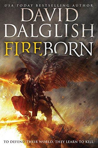 9780316302739: Fireborn (Seraphim)