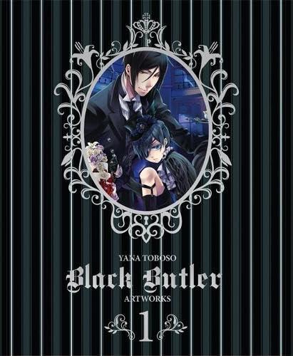 9780316304412: Yana Toboso Artworks Black Butler 1