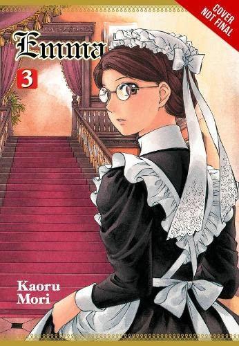 Emma, Vol. 3 (Hardcover): Kaoru Mori