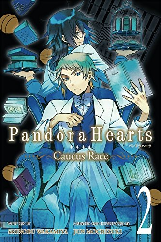 9780316304559: PandoraHearts ~Caucus Race~, Vol. 2 - light novel