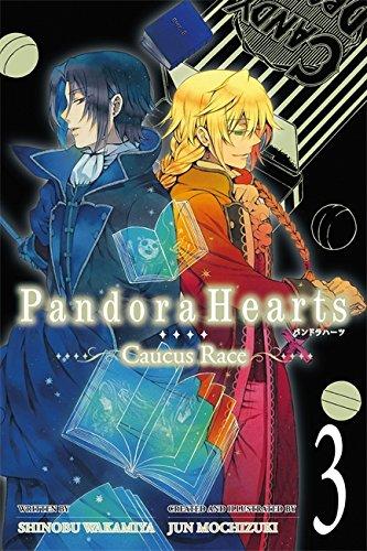 9780316304573: Pandorahearts ~ Caucus Race, Vol. 3