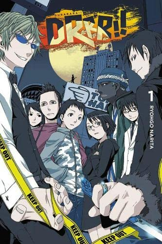 9780316304740: Durarara!!, Vol. 1 (novel) (Durarara!! (novel))