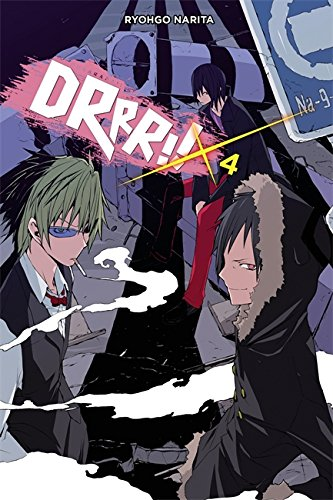 9780316304788: Durarara!, Vol. 4 (Novel)