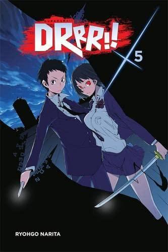 9780316304795: Durarara!!, Vol. 5 (light novel)