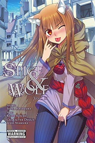 9780316305051: Spice and Wolf, Vol. 11 - manga (Spice and Wolf (manga))