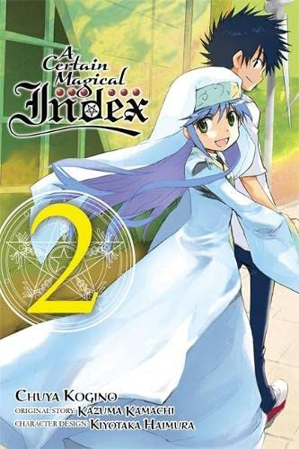 9780316305068: A Certain Magical Index, Vol. 2 - manga (A Certain Magical Index (manga))