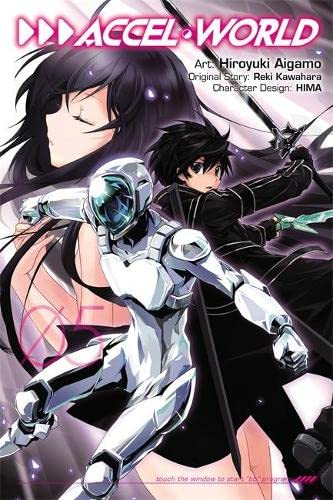 9780316306140: Accel World, Vol. 5 - manga (Accel World (manga))
