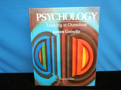 9780316307062: Psychology, looking at ourselves