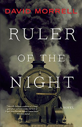 Ruler of the Night Format: Hardback