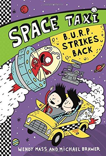 9780316308410: Space Taxi: B.U.R.P. Strikes Back