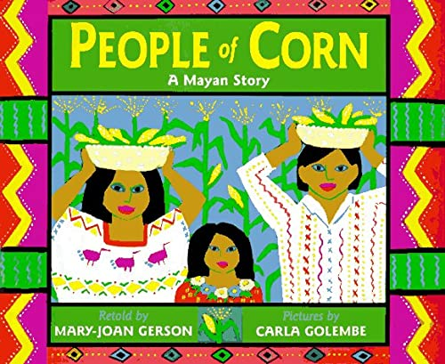 9780316308540: People of Corn: A Mayan Story