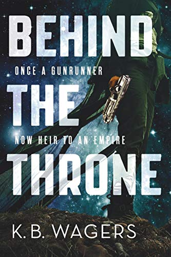 9780316308601: Behind the Throne (The Indranan War)