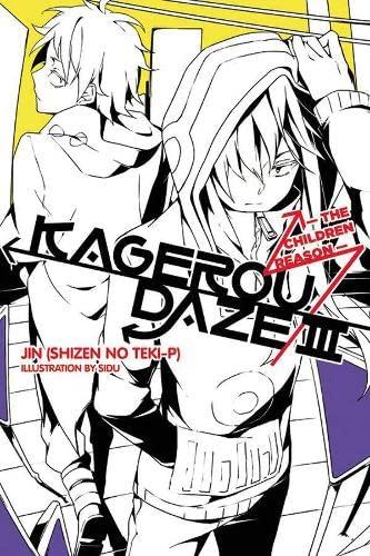 9780316308755: Kagerou Daze, Vol. 3: The Children Reason - light novel