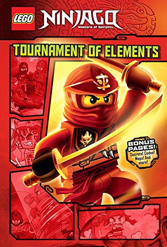 9780316309219: LEGO Ninjago: Tournament of Elements (Graphic Novel #1)