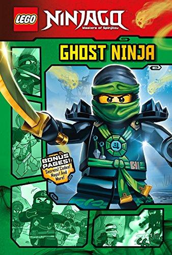 Lego Ninjago: Ghost Ninja (Graphic Novel #2): Lego