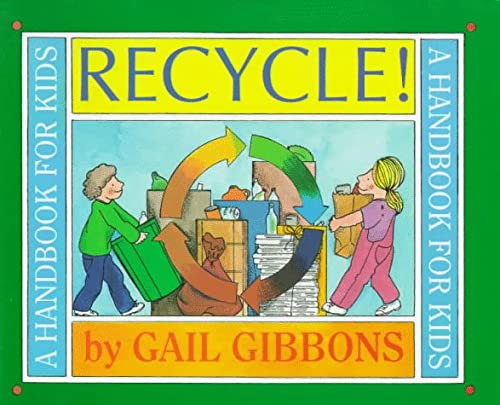 9780316309714: Recycle!: A Handbook for Kids