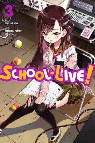 9780316309929: School-Live!, Vol. 3