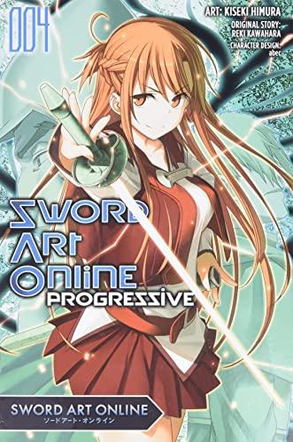 9780316314657: Sword Art Online Progressive, Vol. 4 - manga (Sword Art Online Progressive Manga)