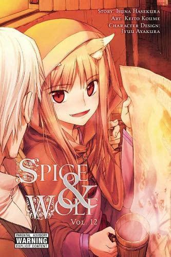 9780316314763: Spice and Wolf, Vol. 12 - Manga