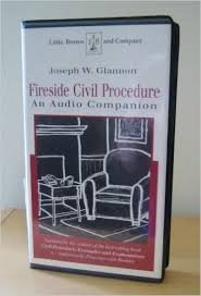 Fireside Civil Procedure: An Audio Companion: Joseph W. Glannon