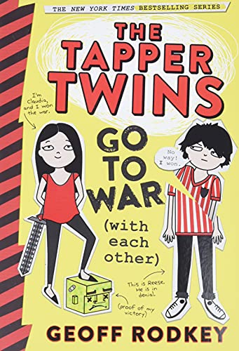 9780316315975: The Tapper Twins Go to War (With Each Other)