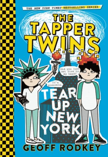9780316316019: The Tapper Twins Tear Up New York