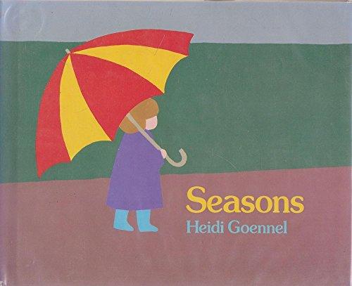 Seasons (9780316318365) by Heidi Goennel