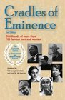9780316318464: Cradles of Eminence: A Provocative Study of the Childhoods of over 400 Famous Twentieth-Century Men and Women
