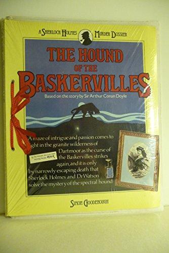 9780316320023: The Hound of the Baskervilles Murder Dossier