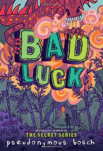 9780316320429: Bad Luck (The Bad Books)