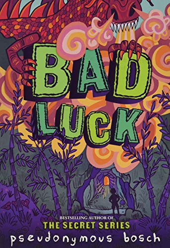 9780316320443: Bad Luck (The Bad Books)
