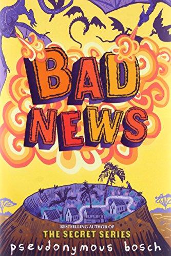 9780316320481: Bad News (The Bad Books)