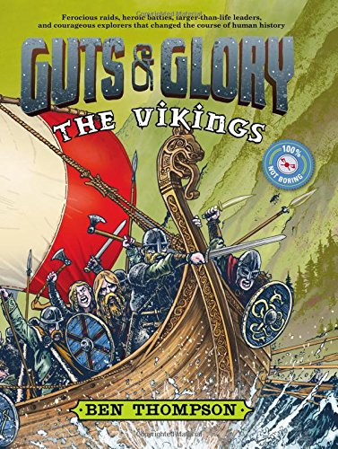 9780316320566: Guts & Glory: The Vikings