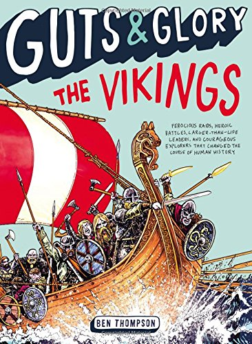9780316320573: Guts & Glory: The Vikings