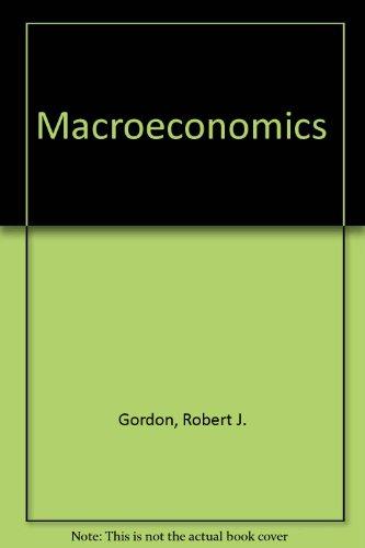 9780316321303: Macroeconomics