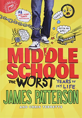 9780316322027: Middle School, The Worst Years of My Life